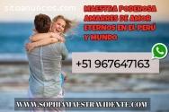 MAESTRA SOPHIA Y SUS AMARRES DE AMOR