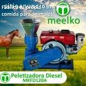 Maquina Meelko para pellets 120