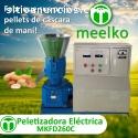 Maquina Meelko para pellets