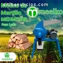 Molino de martillos Meelko monofásico