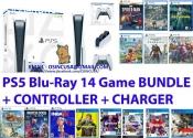 Playstation 5 Disc Version  con 14juego