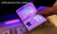 Registered Passports, ielts,Visas