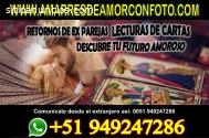 RETORNOS DE EX PAREJAS, LECTURA DE CARTA
