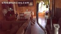Sitio con amplia casa, Las Gaviotas