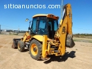 Tractopelle JCB 3 CX ( 2008, 6409 h )