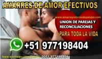 UNIÓN DE PAREJAS Y RECONCILIACIONES