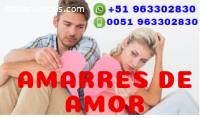 VOLVERÁN A ESTAR JUNTOS, AMARRES DE AMOR