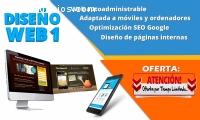 100mil pesos Tu Propia Pagina Web
