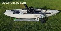 2017 Hobie Pro Angler 12 kayak $1,800