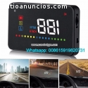 3.5Inch Car HUD Head Up Display Speedome
