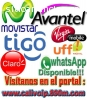 Minutos voip móviles colombia $50