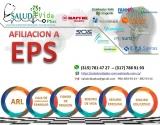 AFILIACIÓN ARL EPS CCF AFP Y SEGUROS