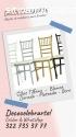 Alquiler de mobiliario y decoracion para