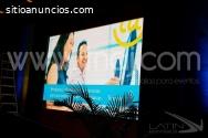 Alquiler de pantallas y videowall Bogotà