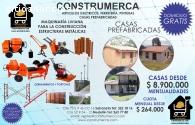 andamios,materiales de construccion