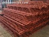 ANDAMIOS Y MATERIALES DE CONSTRUCCION