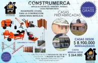 ANDAMIOS Y MATERIALES DE CONSTRUCCION