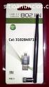 Antena USB wifi de 900 mhps 802.11, envi