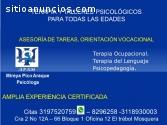 APAM Servicios Psicológicos.