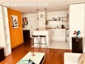 Apartamento Amoblado, 1alc, 1baño, Cocin