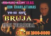 BRUJA DE VERDAD, AMARRES PODEROSOS