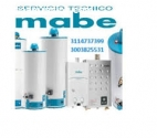 Calentadores Mabe . Reparación servicios