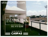 Carpas Cartagena