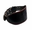 Cinturón cuero pesas SportSupply 5.5pulg
