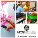 clases de arte para niños
