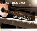 Clases de Musica Piano Guitarra Personal