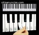 Clases de piano para niños a domicilio