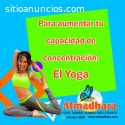 Clases de yoga para todos los niveles