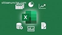 Clases online de Excel