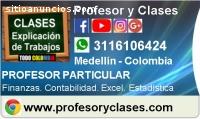 Clases particulares de Finanzas Medellin