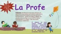 Clases preescolar y primaria-niños