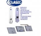 Clasic calentadores servicio técnico