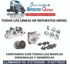 COMERCIALIZADORA DE REPUESTOS QUITIAN