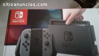 Consola Nintendo Switch (Nueva)