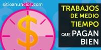 CONVOCATORIA DE TRABAJO PARA AMAS DE CAS