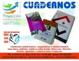 CUADERNOS PUBLICITARIOS Y CORPORATIVOS