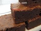 Deliciosos Brownies masa melcochuda
