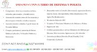 DEMANDAS  POLICIA DE COLOMBIA