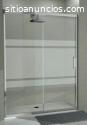 Divisiones de baño en aluminio