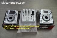 DJ 2x Pioneer Cdj-2000Nxs2 y Djm-900Nxs2