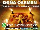 DOÑA CARMEN AMARRES DE INMEDIATOS