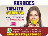 DONDE HACER AVANCES CON TARJETA CODENSA