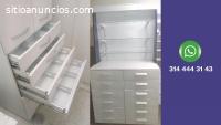 estanteria industrial usada