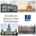 Estudia en Rusia