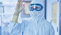 fabricacion de trajes antifluido