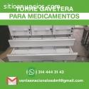 fabricación entrepaños metalicos